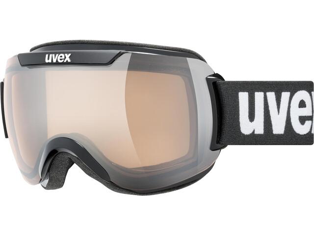 UVEX Downhill 2000 V Gafas, black/variomatic silver